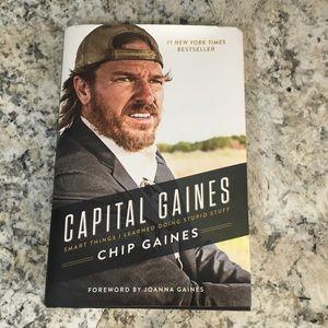 Book - capital gaines